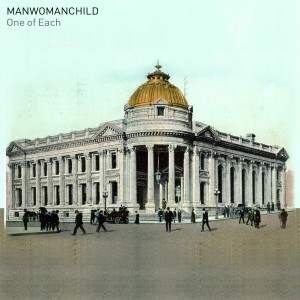 Manwomanchild - One of Each Covert Art