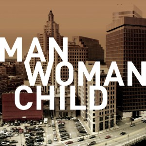 Manwomanchild - Manwomanchild [EP] (MWC001) (2010)